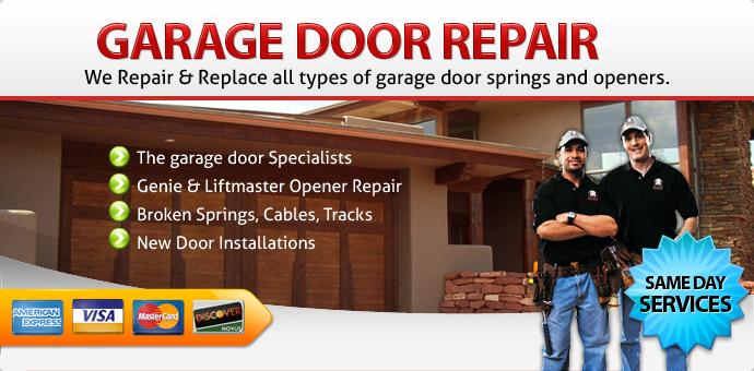 Garage Door Repair Castle Rock Sells, Installs And Repairs Residential And